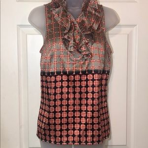The Limited Sleeveless Blouse Size Small
